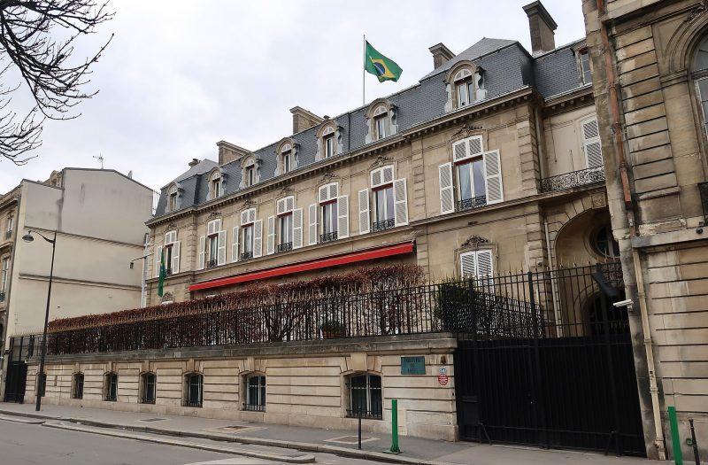ambassade bresil